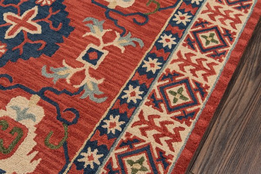 Gibraltar Traditional Oriental Rectangle Area Rug, by Wovenly